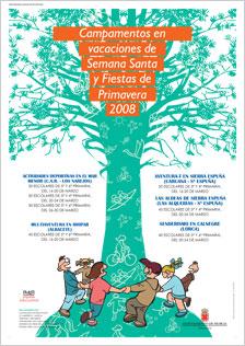 Cartel de la Convocatoria. Diseño: Juan Álvarez y A2 Comunicación e Imagen