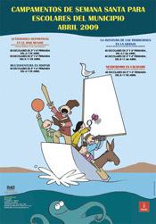 Cartel. Diseño de Juan Álvarez y A2 Comunicación e Imagen